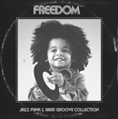 V.A.「FREEDOM -Jazz Funk & Rare Groove Collection-」