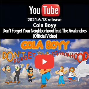Cola Boyy - Don't Forget Your Neighborhood feat. The Avalanches (Official Video)
