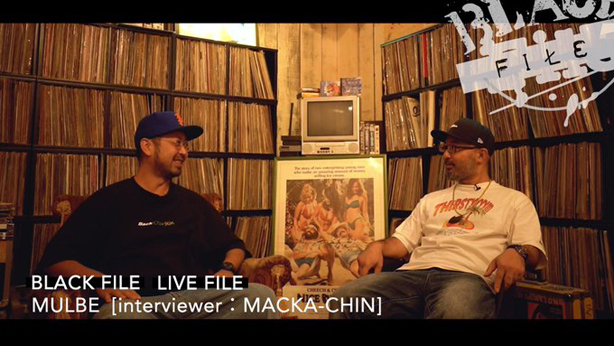 1st ALBUM『FAST&SLOW』が絶賛発売中なMULBEの「BLACKFILE」でオンエアされたINTERVIEW FILE(interviewer:MACKA-CHIN) が、未公開トークも含む40分強のヴォリュームでYouTubeにて公開中!