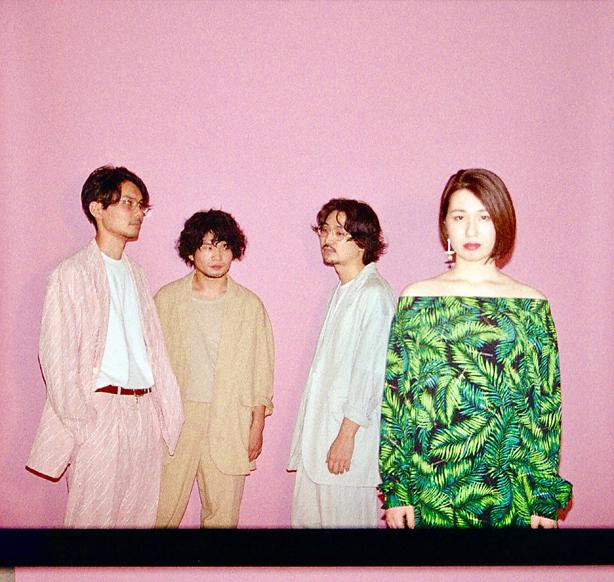 Mimeが本日2月12日に2ndアルバム『Yin Yang』をリリース!