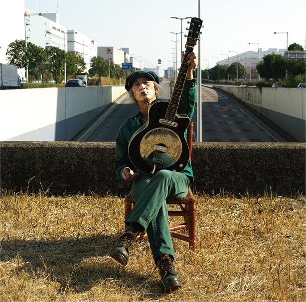 アンダーグラウンドロッカー星、石井明夫が初の全国流通盤『石井明夫の世界』を4/28(水)にリリース! 洞口信也(クレイジーケンバンド)からのコメントも到着!