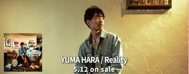 5/12 release YUMA HARA Reality