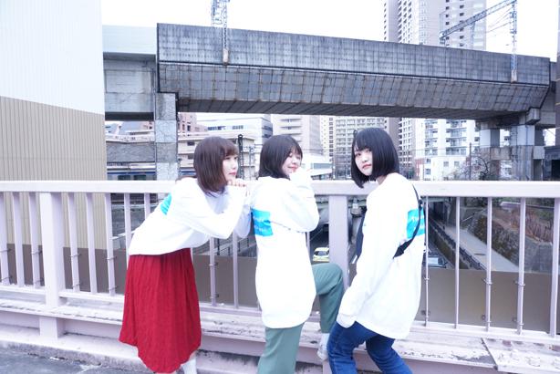 仙台のガールズロックンロールバンドTHE ARNOLDS、3カ月連続配信シングル第一弾「どん底」を本日配信リリース!