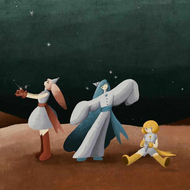 さよならポニーテールのスペシャルプロジェクト、おはようツインテールが7/28(水)にリリースする1st Album『綺羅星』の収録曲「また恋におち」を本日より先行配信!