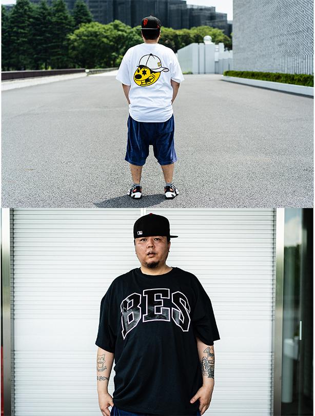 SWANKY SWIPEのポケットTシャツとBESのロゴTシャツが完全受注生産で発売!