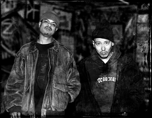 """MILES WORDとSHEEF THE 3RDによるユニット、BLAHRMYのセカンド・アルバム『TWO MEN』から""""Rap Up""""のMVが公開!"""
