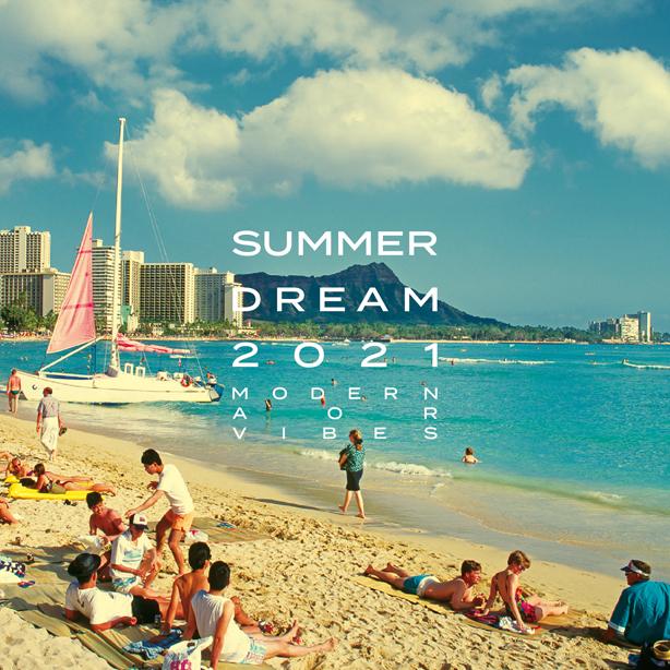 爽快感あふれるサマー・グルーヴが満載!メロウでスムースなリゾート系AORコンピレーション『Summer Dream』が今夏もタワーレコード限定で本日リリース!