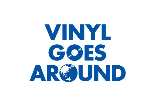 """アナログ・レコードにまつわる新しい試みを中心としたプロジェクト、""""VINYL GOES AROUND"""" ローンチのお知らせ。"""