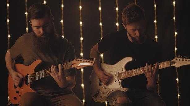 豪州産プログレ・メタル〜ジェント・プロジェクトI BUILT THE SKY最新作は、PLINIのツアーサポートでもお馴染みのJAKE HOWSAM LOWEとコラボレートした超絶ギターパート応酬の最先端ギター・インストゥルメンタル・ミュージック!