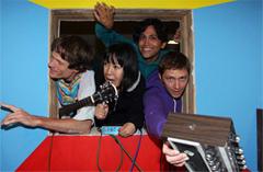 2009年1月JAPAN TOUR決定!!DEERHOOFがやってくる!