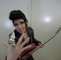 Channel P-Vineにマダムギター長見順のライヴ映像をUP!