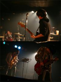 Channel P-Vineに狂うクルーのライブ映像をUP!