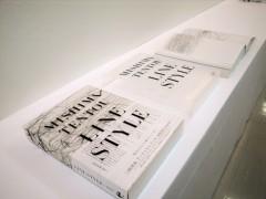 『LINE STYLE』、青山ブックセンター本店にてミニ展示を開催中!