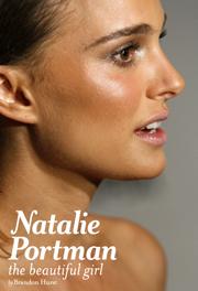 『ナタリー・ポートマン THE BEAUTIFUL GIRL』がBeauty*fanにて紹介されました!