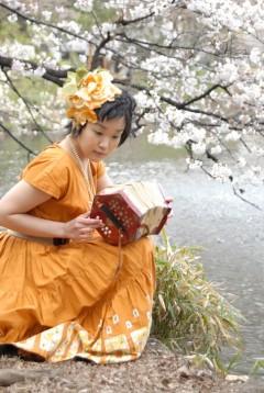 松倉如子、CD Journal.comにてインタビュー掲載中!