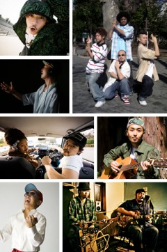 P-VINE RECORDSのジャパニーズ・レゲエ・アーティスト勢、夏のイベントに続々出演決定!