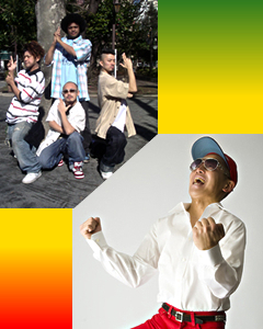 たなけん / 笑連隊、「レコチョク クラブ・フル」の特集「アゲ夏☆レゲエ」にてピックアップ!