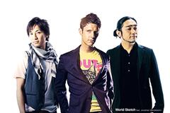 World Sketch、本日TOKYO-FM「ONCE」に生ゲスト出演!