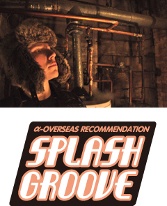 SVOY、α-STATIONの8月度「SPLASH GROOVE」に決定!