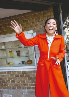大西ユカリ、女性自身のWEBサイト「jisin.jp」にロングインタビュー掲載!