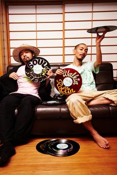 七尾旅人×やけのはら、iTunes Storeにて『Rollin' Rollin'』先行販売開始!