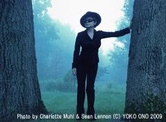 オノ・ヨーコ、「moonlinx」にてインタビュー掲載!