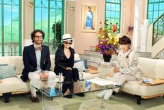 オノ ヨーコ&ショーン レノン、テレビ番組「徹子の部屋」に出演します!