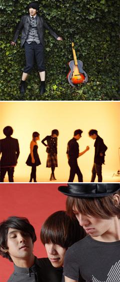 カジヒデキ / PLASTICZOOMS / SISTER JET、「BLUE BOYS CLUB at P'PARCO」に出演!