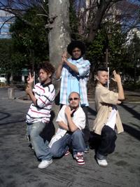笑連隊、JFNの番組「RASTA LOVERS」にゲスト出演!