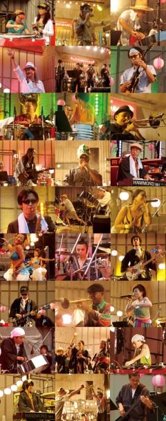 SPACE SHOWER DAX にて、Little Tempoのライブ映像配信中!!