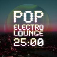 『POP ELECTRO LOUNGE 25:00』本日配信開始!