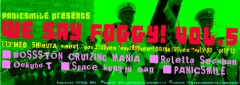 PANICSMILE、自主イベント『WE SAY FOGGY』開催決定!