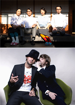 bonobos『オリハルコン日和』、ITALOBOYZ『Bla Bla Bla』がMSN「ミュージック・オブ・ザ・イヤー2009」に選ばれました!