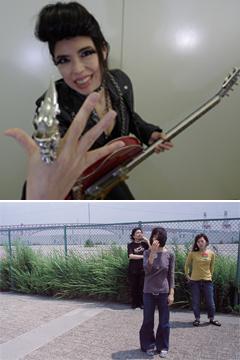 長谷川健一 / 見汐麻衣(埋火) / 泊 / マダムギター長見順、1月に三鷹バイユーゲイトにてLIVE!