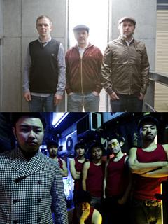 THE BAKER BROTHERS / 在日ファンク、LIVE決定!!
