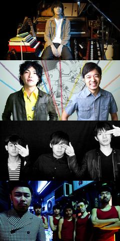 「ROCK IN JAPAN FESTIVAL 2010」の出演アーティスト第一弾が発表!