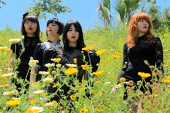 DUM DUM GIRLS、この夏 Vampire Weekend、Beach House とのジョイント・ツアーが決定!