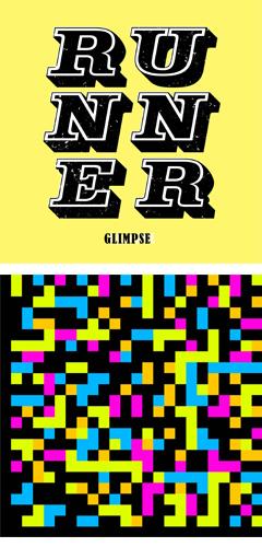 GLIMPSE / GRUM、「moussy」全店舗にて6月中BGMとしてOA!