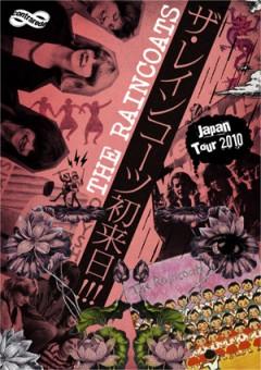 THE RAINCOATS、間もなく待望の初来日!「Japan Tour 2010」開催!!