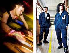 DAISHI DANCE × →Pia-no-jaC← の共作アルバム『PIANO project.』発売決定!!!