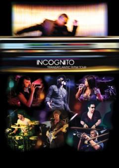 INCOGNITO、2010年11月『Transatlantic Tour』来日公演開催!