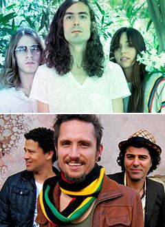 間もなくフジロック開催!The Entrance Bandは特別ライブ、John Butler Trioはサイン会決定!