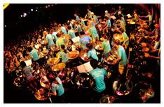 パノラマ・スティール・オーケストラ、8/14(土)@六本木ヒルズアリーナ「EARTH BEAT ROPPONGI HILLS SUMMER 2010」出演!