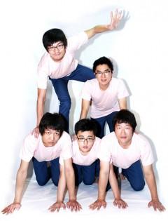 韓国で社会現象を巻き起こした破格のインディーズ・バンド、チャン・ギハと顔たちが遂に日本デビュー決定!