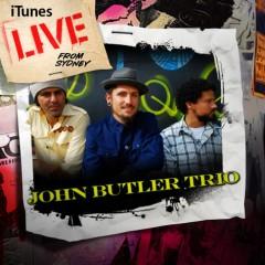 来日直前のJOHN BUTLER TRIO、シドニーでのライブ音源をiTunes限定配信!!