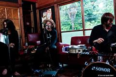七尾旅人がHennessy artistry Sessionsに登場!スウェーデン出身のデュオ、Wildbirds&Peacedrumsとのロング・インプロ・セッションを大公開!Official Websiteにてこのエクスクルーシブな映像がストリーミング開始!