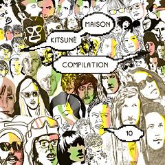 GILDAS (KITSUNE) 、シリーズ最新作『Kitsune Maison Compilation 10』インタヴュー映像をCHANNEL P-VINEにUP!
