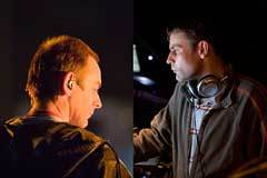 カール・ハイドとダレン・プライスがSonarSound Tokyo2011へ急遽出演決定!!!一夜限りのスペシャルDJセットを披露!Karl Hyde & Darren Price (Underworld DJs)
