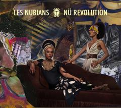 """4月6日に新作アルバムをリリースするLes Nubiansの""""Africa For The Future""""がLOVE FM4月度のヘビープレイに決定!!"""