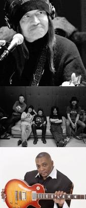 フレディー、ムッシュかまやつ+ブルース・ザ・ブッチャー、5/7(土)・8(日)開催『 第11回神戸新開地音楽祭』に出演!!